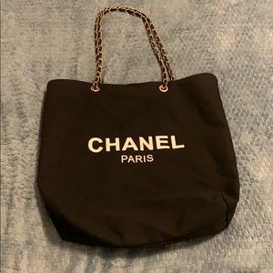 Authentic Chanel Tote Dust Bag